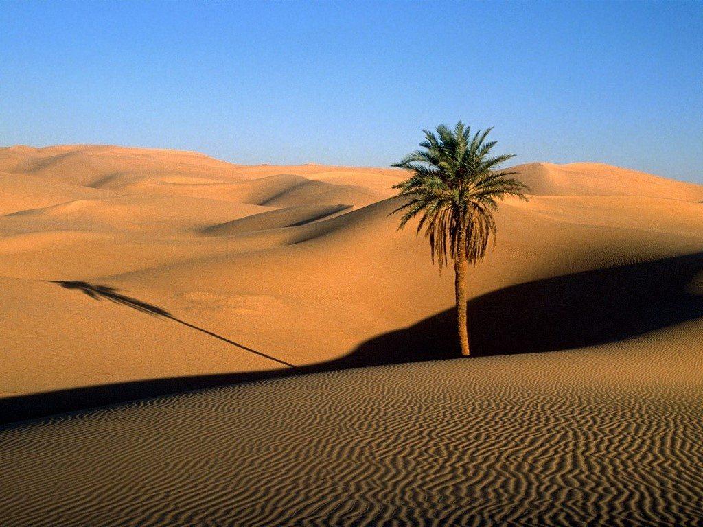 Deserto-do-Saara
