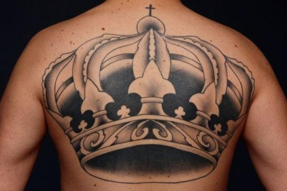 Tatuagens de coroas1