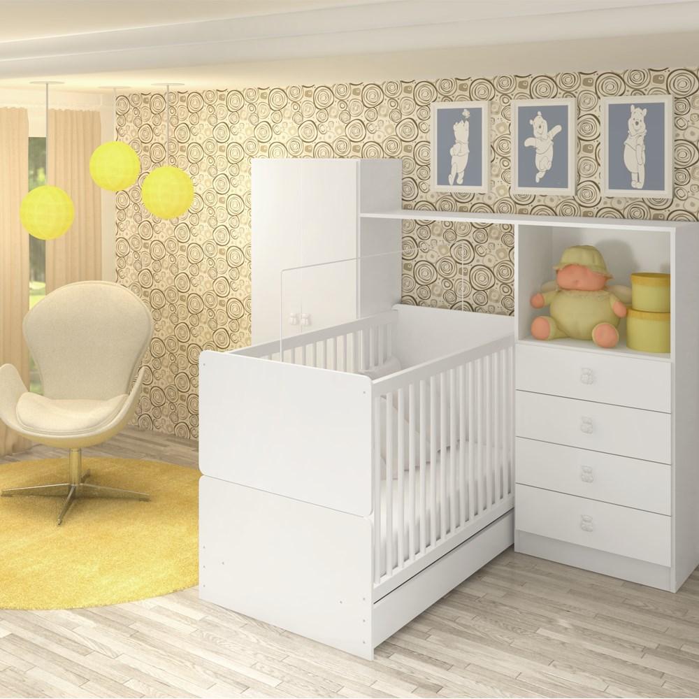 Decoração de Quarto de Bebê Simples  Fotos e Modelos