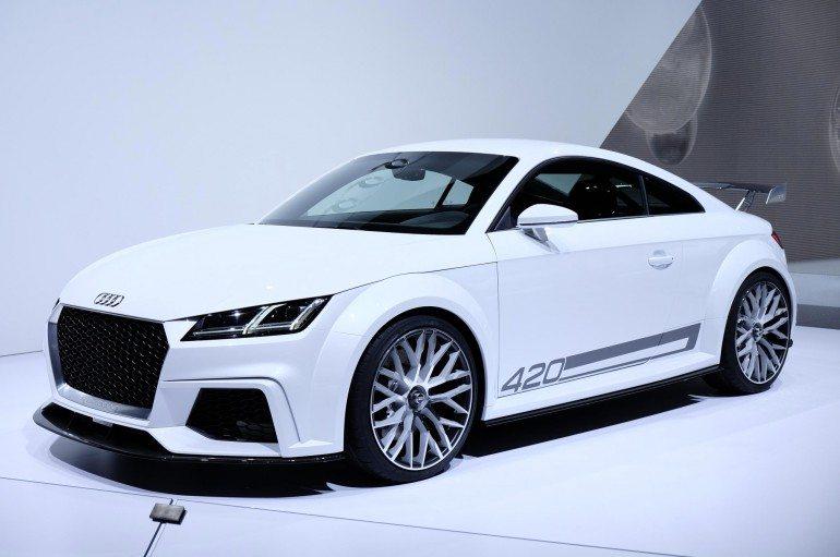 Valor Seguro Audi TT