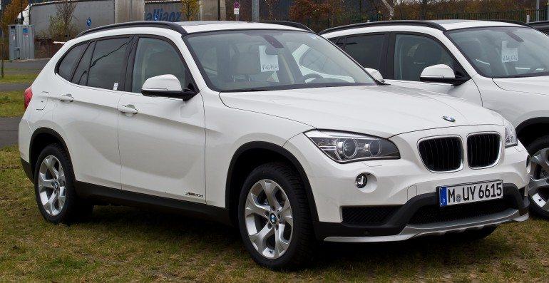 Seguro BMW X1
