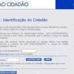 Cadastrar PIS Online