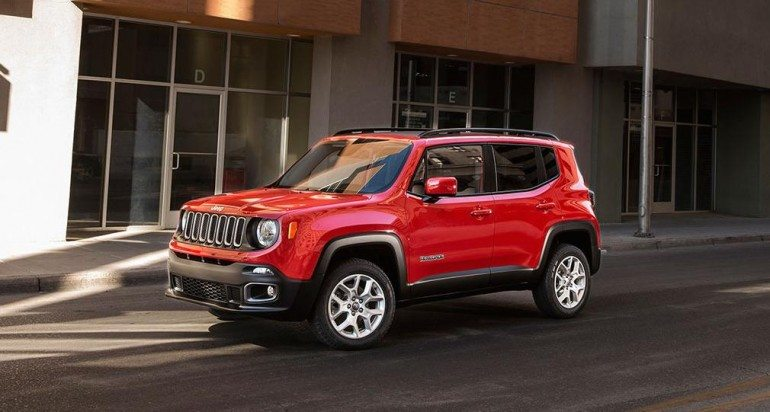 Seguro Jeep Renegade