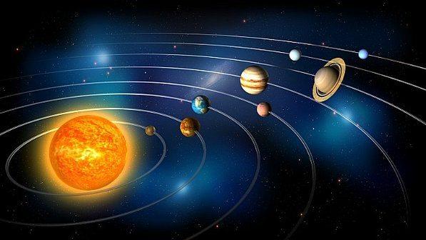 Resultado de imagem para sistema solar imagens