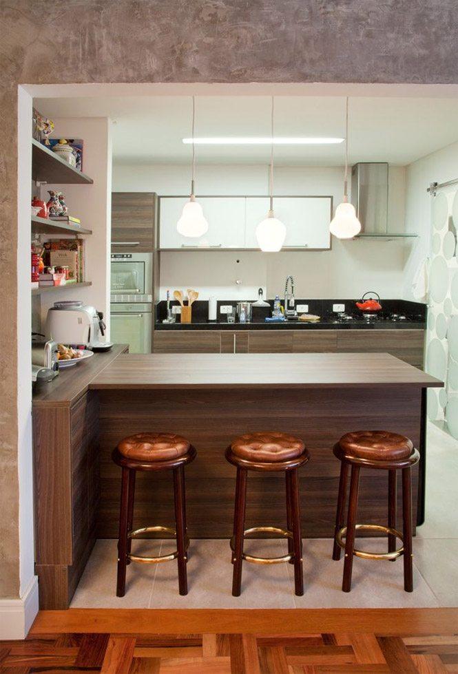 Modelos cozinha americana veja fotos e como decorar for Modelos de casas americanas