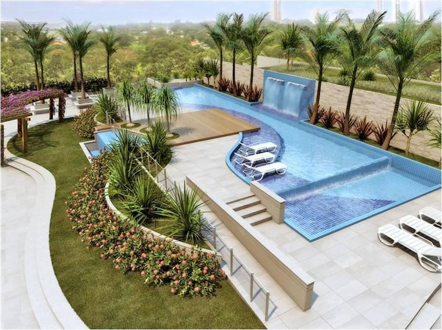 como escolher um piso para a piscina