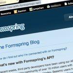 Perguntas interessantes para Formspring