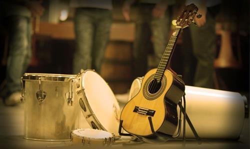 Instrumentos de Pagode
