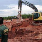 Impactos Ambientais no Pantanal