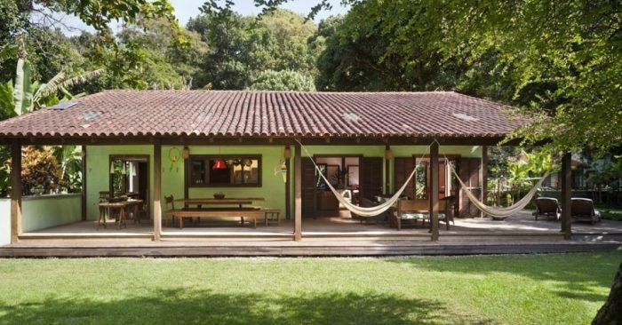 10 modelos de decora o de casas de campo - Casas de campo por dentro ...