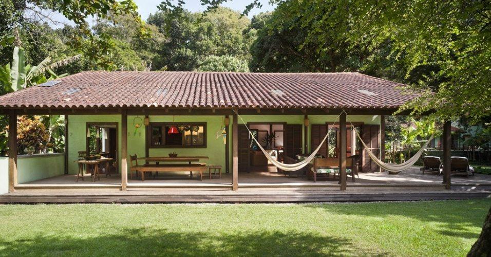 10 modelos de decora o de casas de campo for Decoracion casa campo pequena