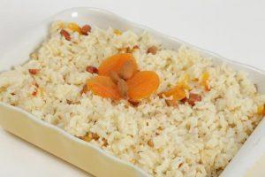 arroz-com-damascos
