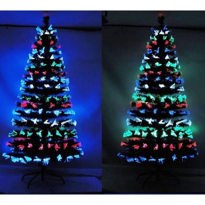 Árvore de Natal Fibra ótica
