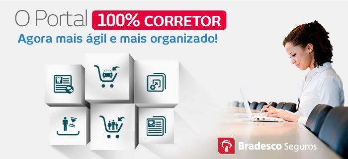 Bradesco 100% Corretor