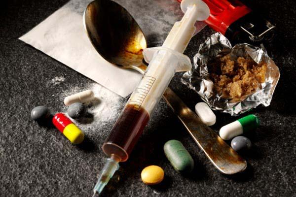 Drogas lícitas e Ilícitas