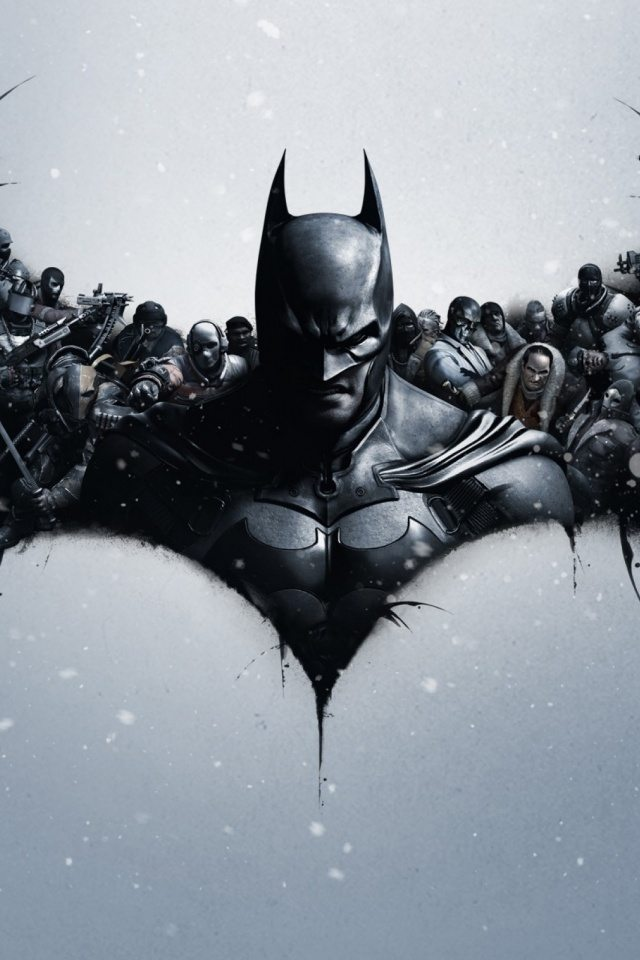 wallpapers batman arkham origins