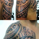 Modelos de Tatuagem Maori no Braço
