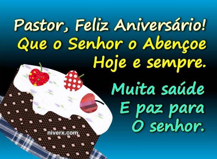 Mensagem Aniversario De Pastor: Mensagem Para Pastor: Aniversário, Agradecimento, Amigo