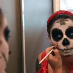 Maquiagem de Caveira