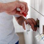 Padrão para instalação de tomadas e interruptores