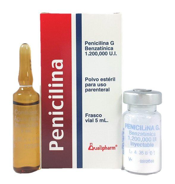 Penicilina Cristalina