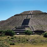 Pirâmides espalhadas pelo mundo