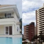 Diferença entre morar em Apartamento e Casa