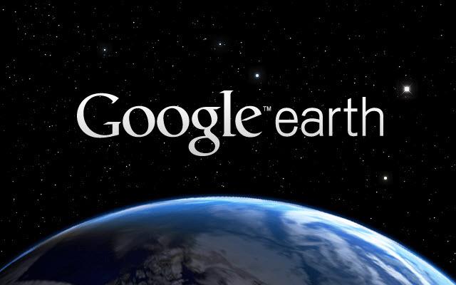 explorar o google earth