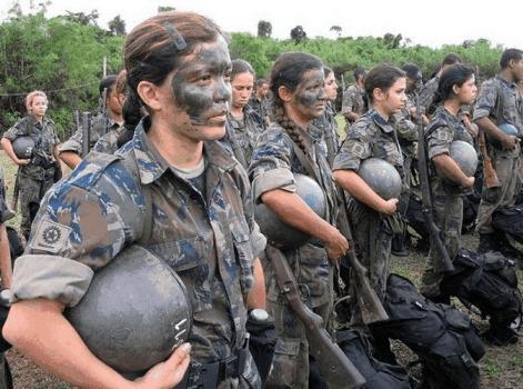 Alistamento Militar Feminino